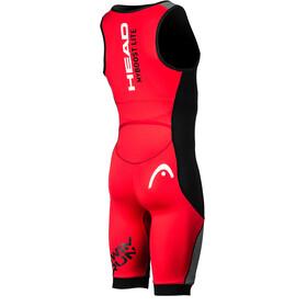 Head Swimrun MyBoost Lite Wetsuit Herre black/silver/red